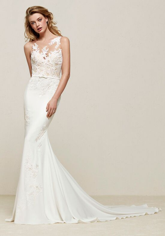 PRONOVIAS DRENOA Mermaid Wedding Dress