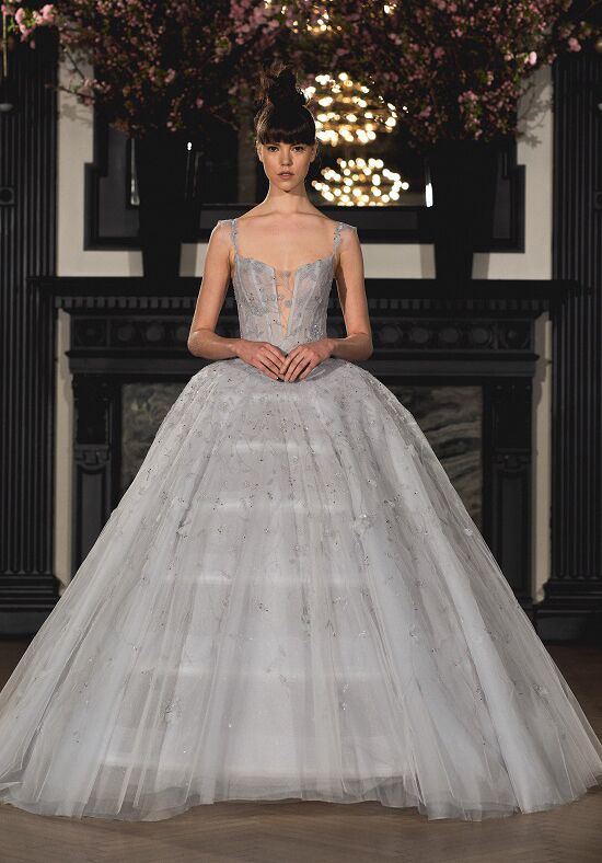 Ines Di Santo Skylar Ball Gown Wedding Dress