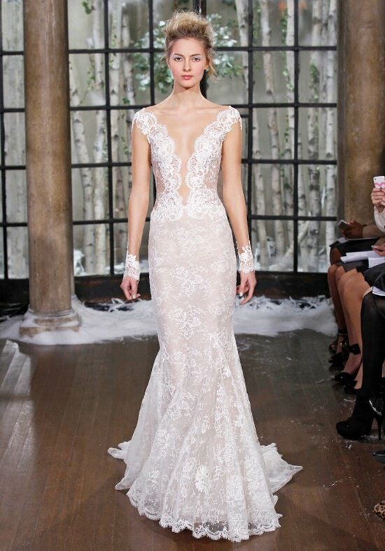 Ines di santo madrid wedding dress the knot for Ines di santo wedding dress prices