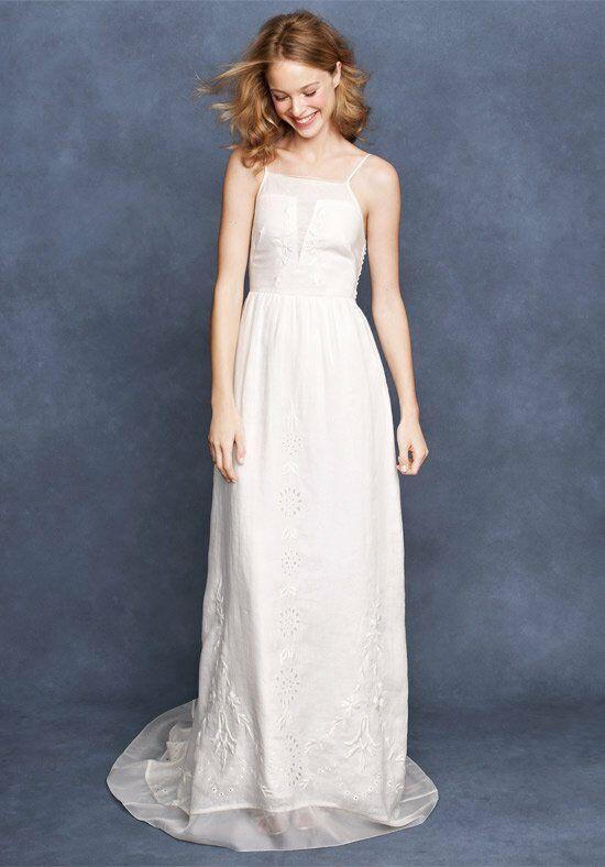 J. Crew Weddings & Parties Clover Gown Wedding Dress - The Knot
