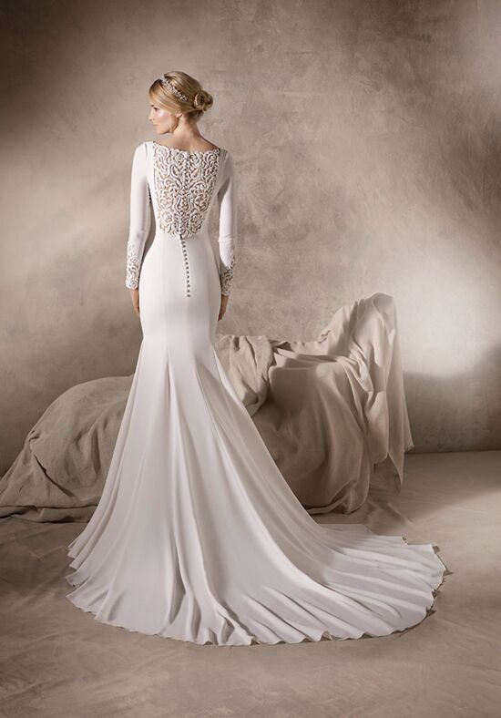 La sposa hailey wedding dress the knot for La sposa wedding dresses