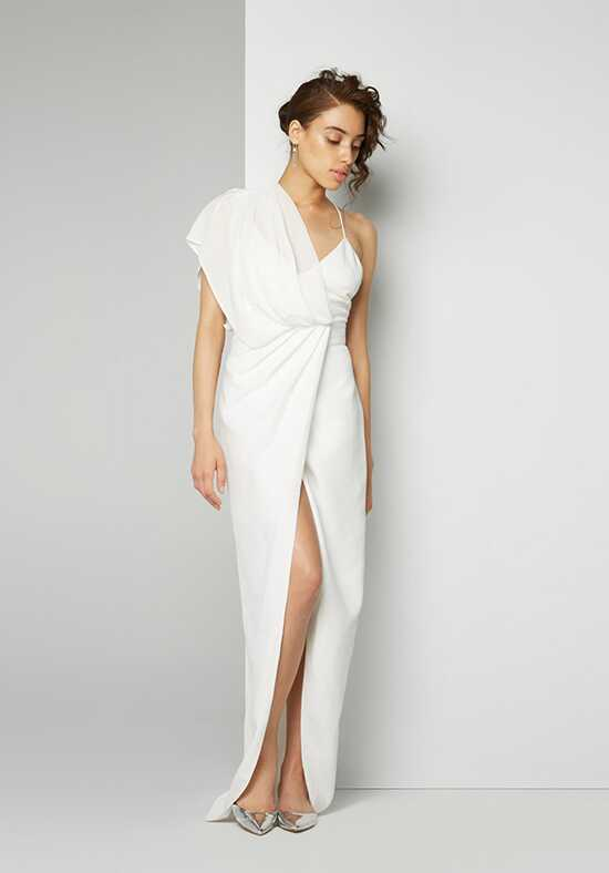 Fame and Partners Bridal Collection Yoko Sheath Wedding Dress