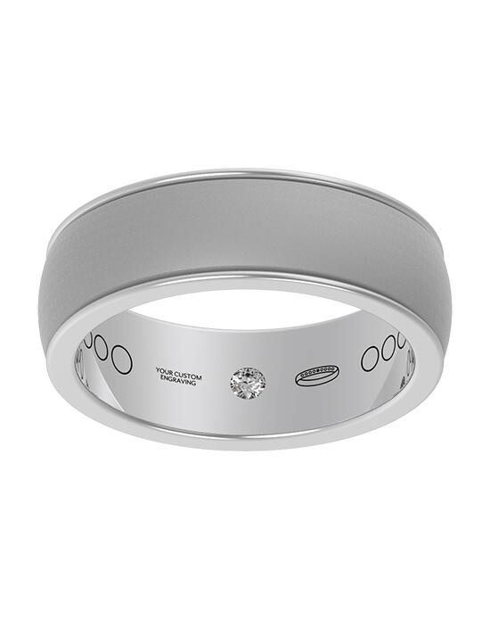 Everband 6 mm Linea with Matte Wedding Ring photo