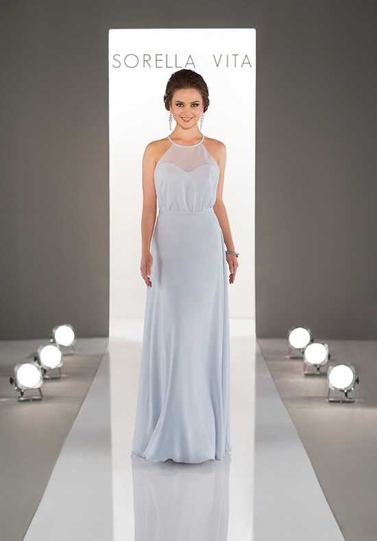 Sorella Vita 9010 Halter Bridesmaid Dress
