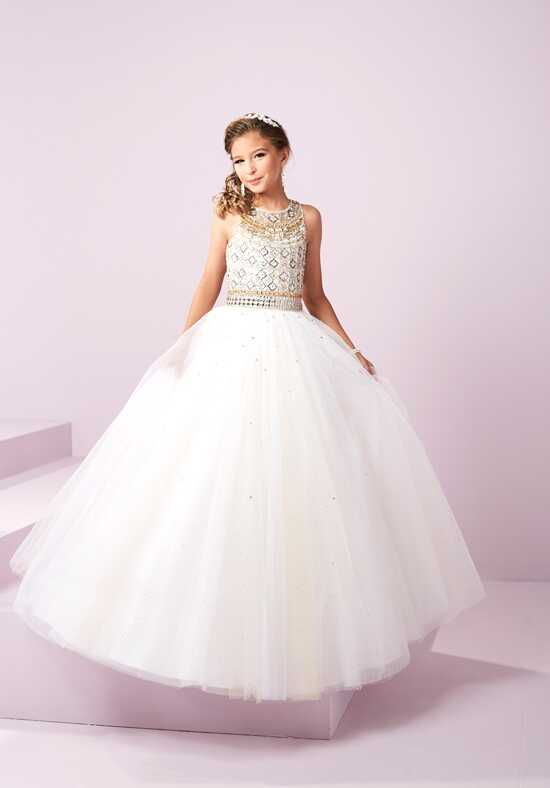Tiffany Princess Flower Girl Dresses