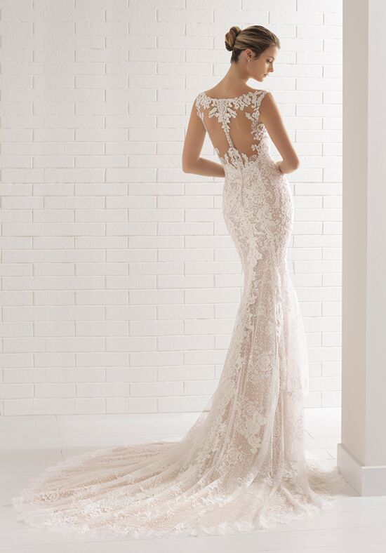 Aire Barcelona BALMES Mermaid Wedding Dress