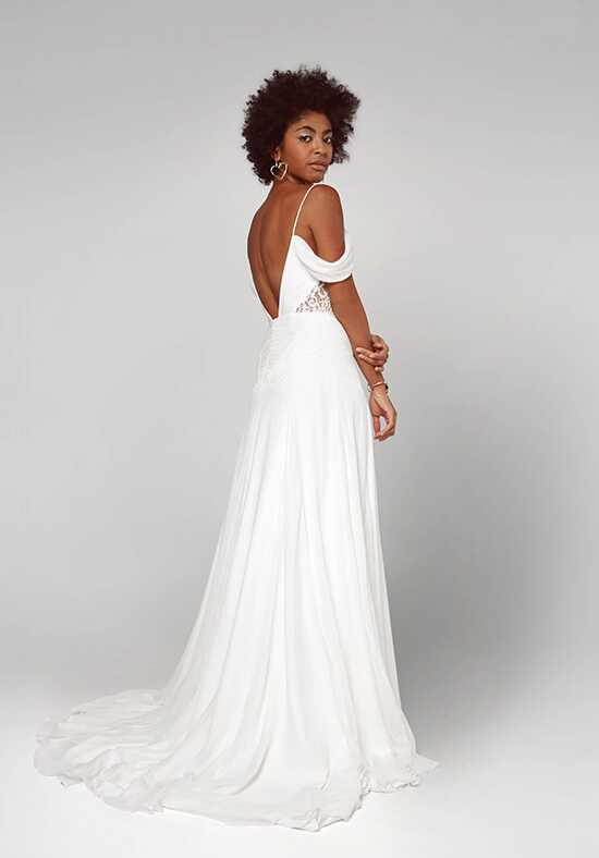 Fame and Partners Bridal Collection Fitzgerald A-Line Wedding Dress