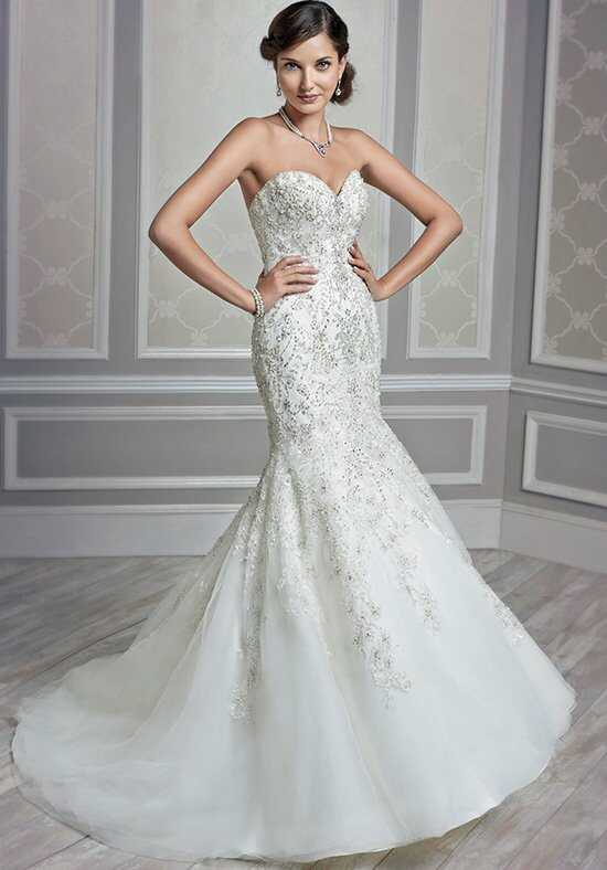 Kenneth Winston 1591 Mermaid Wedding Dress