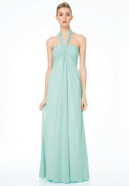 Bill Levkoff 1508 Halter Bridesmaid Dress