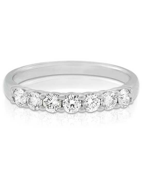 Ben Bridge Jeweler Ikuma Canadian Diamond Band 14K, 1/2 ctw. - 11417045 White Gold Wedding Ring