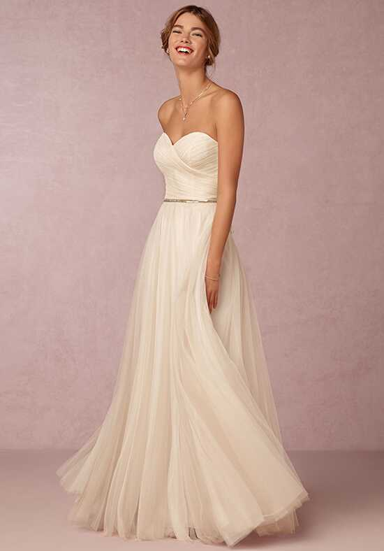 BHLDN Calla A-Line Wedding Dress