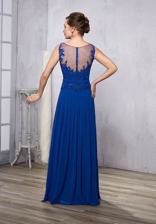 Beautiful Mothers by Mary's M2782 Blue Mother Of The Bride Dress