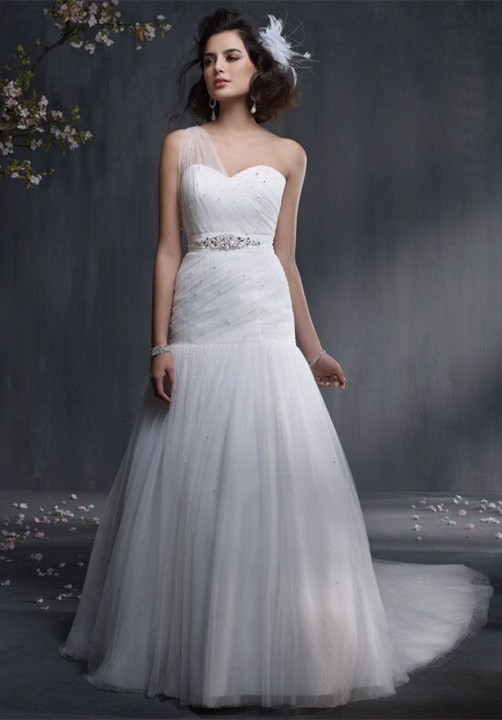 Alfred Angelo Signature Bridal Collection 2346 A-Line Wedding Dress