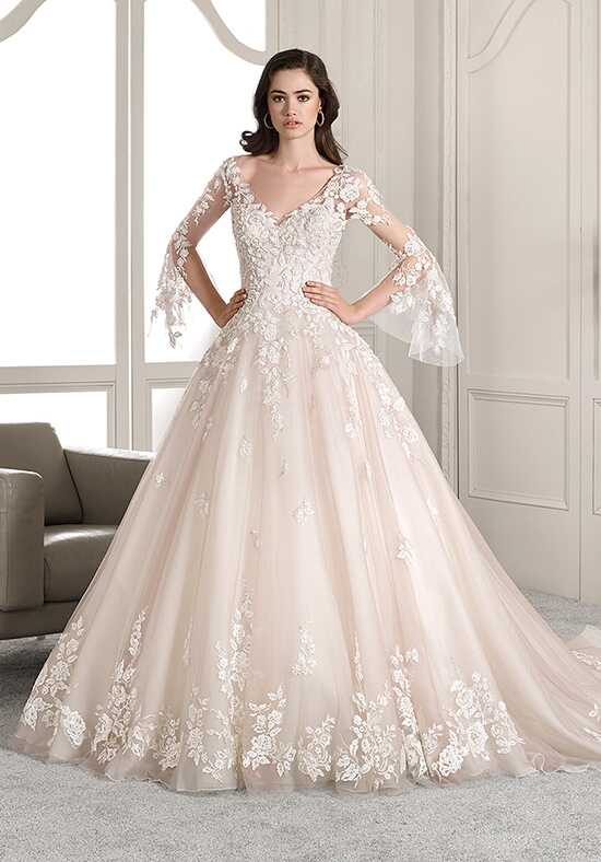 Demetrios 824 Ball Gown Wedding Dress