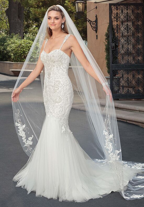Casablanca Bridal 2320 Paige Mermaid Wedding Dress