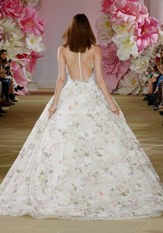 Ines di santo bloom wedding dress the knot for Ines di santo wedding dress prices
