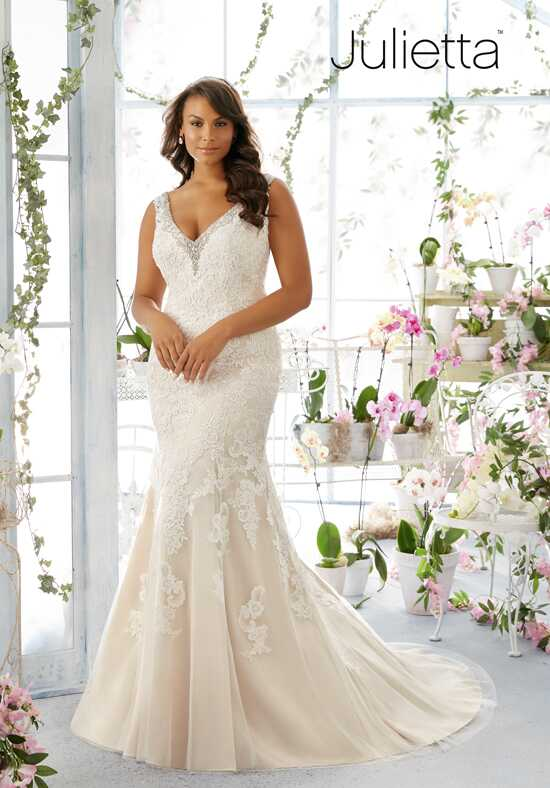 Morilee by Madeline Gardner/Julietta 3195 A-Line Wedding Dress
