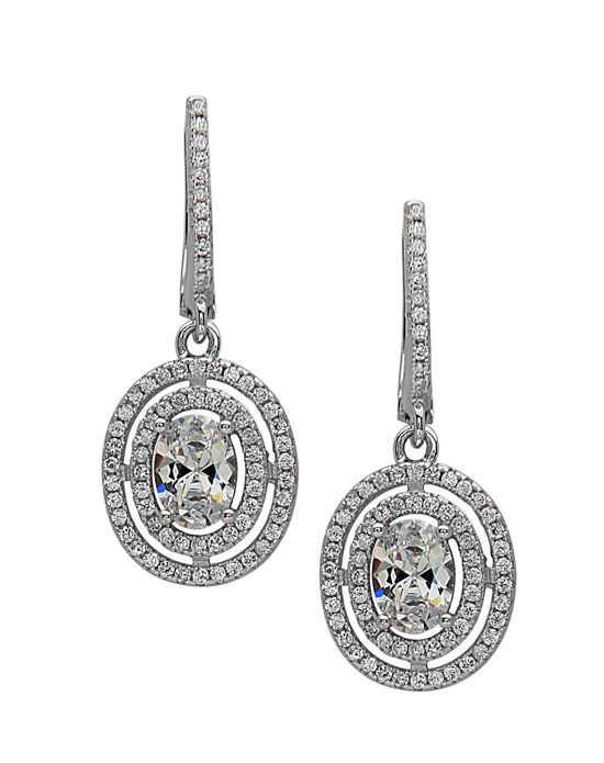 Nina Bridal Wedding Jewelry Laati Wedding Earring photo