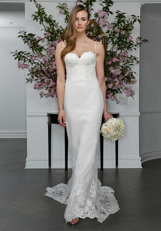 Legends Romona Keveza L6100 Sheath Wedding Dress