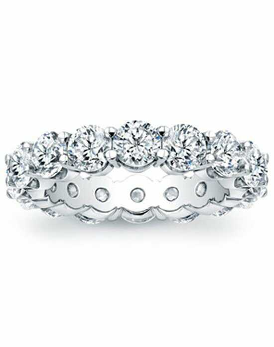 Since1910 Eternity Ring .33ct RBC White Gold Wedding Ring