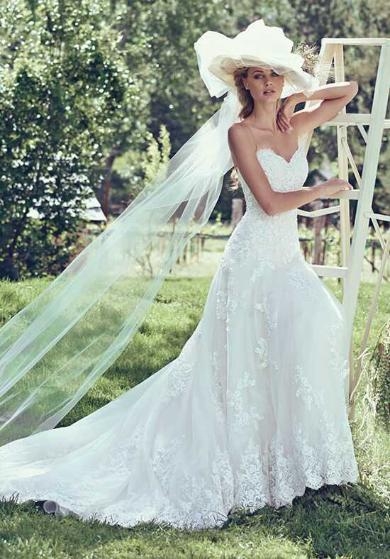 Maggie Sottero Laverna A-Line Wedding Dress