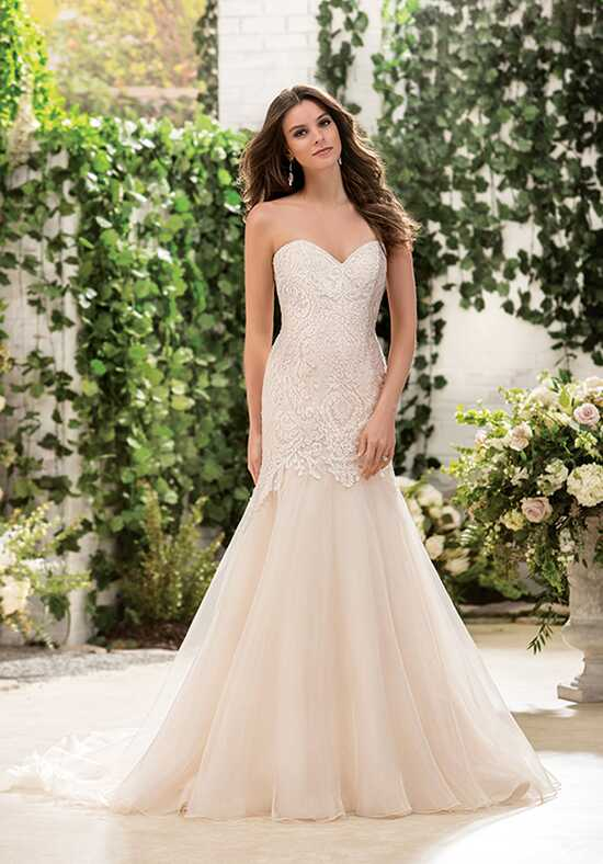 Jasmine Collection F181062 Mermaid Wedding Dress