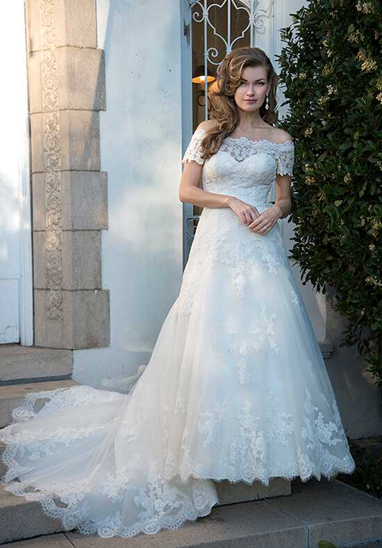 Venus Bridal VE8265 A-Line Wedding Dress