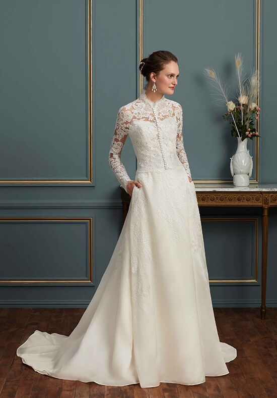 Amaré Couture C119 Aurelia A-Line Wedding Dress