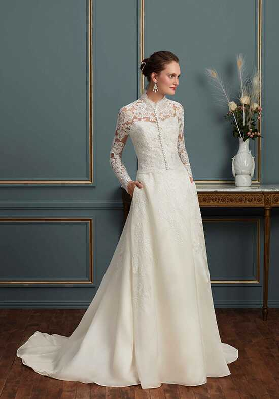 Amaré Couture by Crystal Richard C119 Aurelia A-Line Wedding Dress