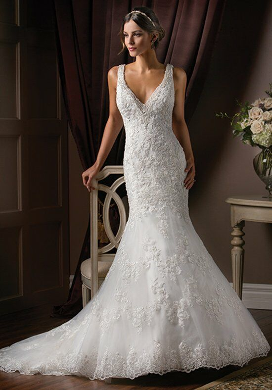 Jasmine Couture T172006 Mermaid Wedding Dress