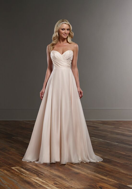 Martina Liana 761 Ball Gown Wedding Dress