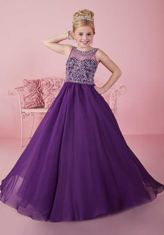 Tiffany Princess Style 13473 Flower Girl Dress photo
