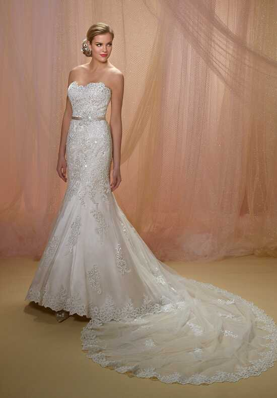 1 Wedding by Mary's Bridal 6468 Mermaid Wedding Dress