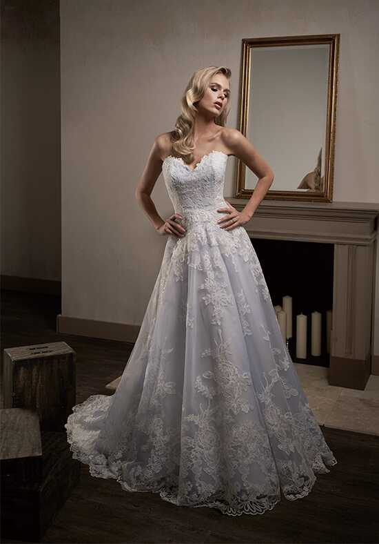 Jasmine Couture T192006 A-Line Wedding Dress