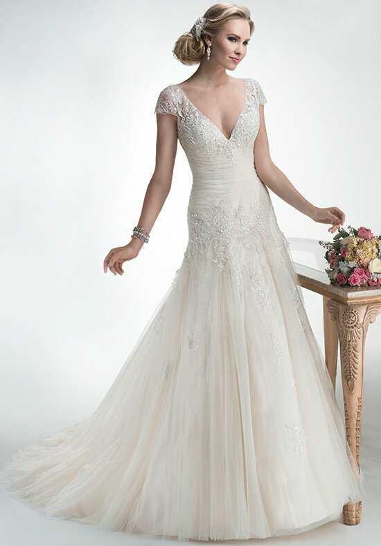 Maggie Sottero Selma A-Line Wedding Dress