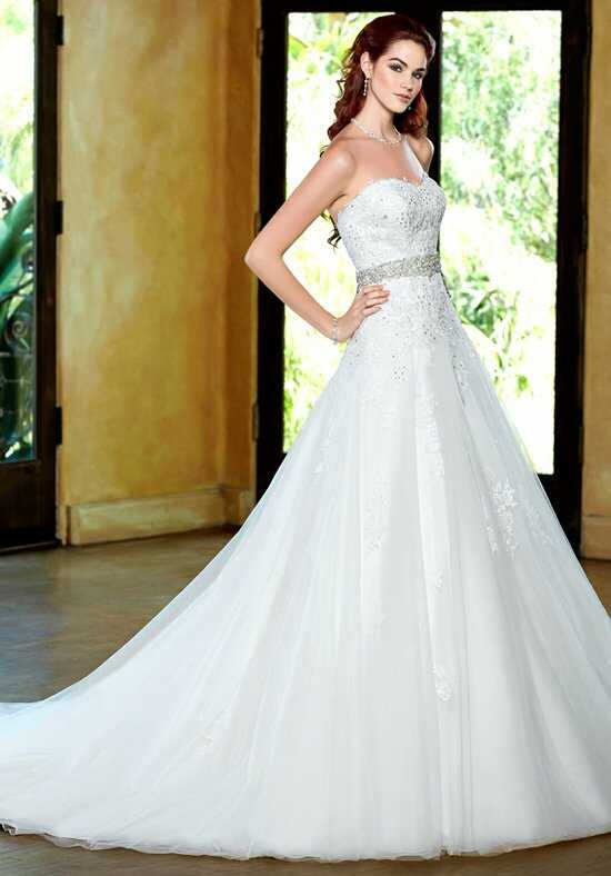 IVOIRE by KITTY CHEN DIANA, V1379 A-Line Wedding Dress