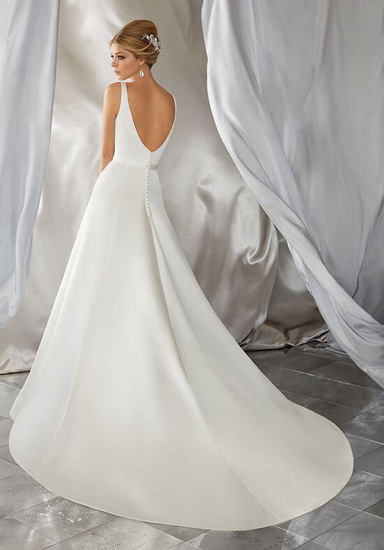 Morilee by Madeline Gardner/Voyage Morena | 6862 A-Line Wedding Dress