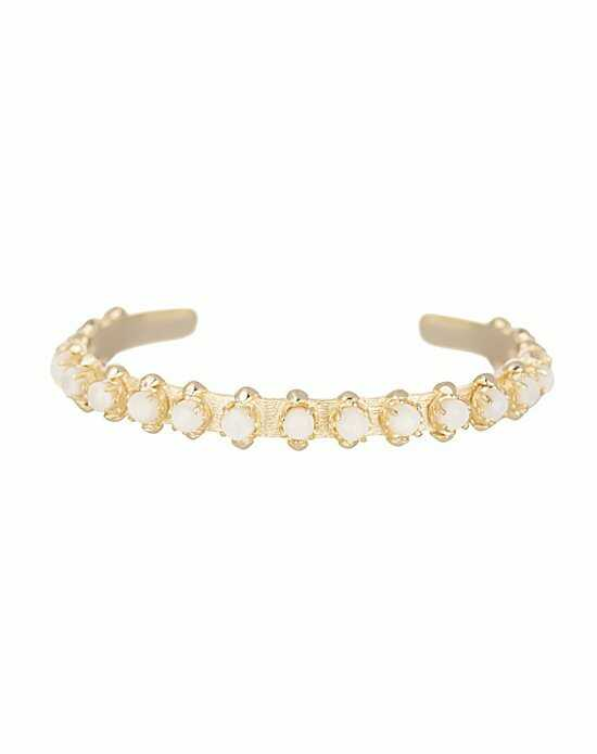 Kendra Scott Reagan Bracelet in White Iridescent Wedding Bracelet photo