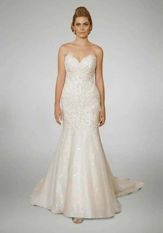 Matthew Christopher Madison Mermaid Wedding Dress