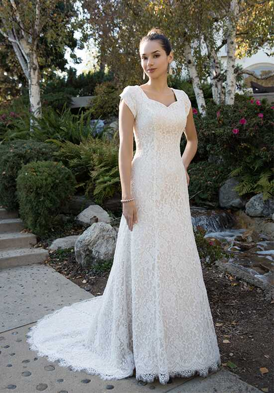 Temp Bridal TB7697 A-Line Wedding Dress