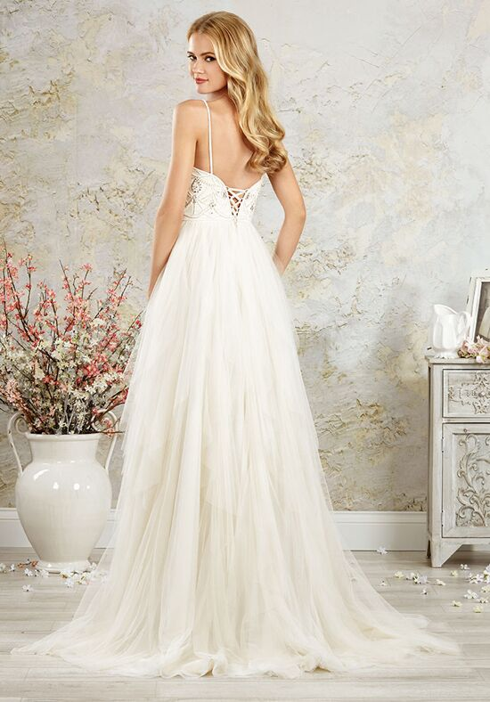 Alfred Angelo Modern Vintage Bridal Collection 5000 Wedding Dress ...