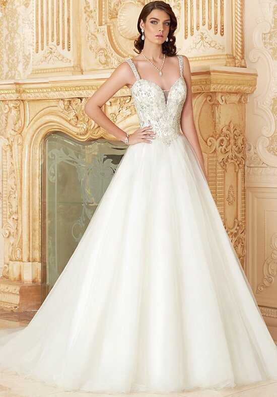 IVOIRE by KITTY CHEN ELEANOR V1385 Ball Gown Wedding Dress
