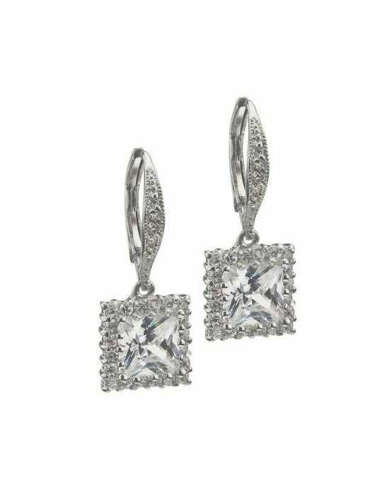 Anna Bellagio TORIE CUBIC ZIRCONIA EARRINGS Wedding Earrings photo