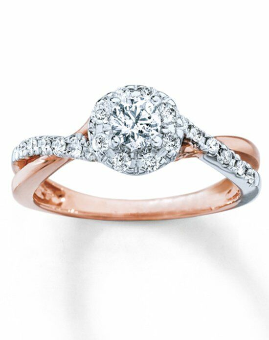 kay jewelers round cut engagement ring - Wedding Rings At Kay Jewelers