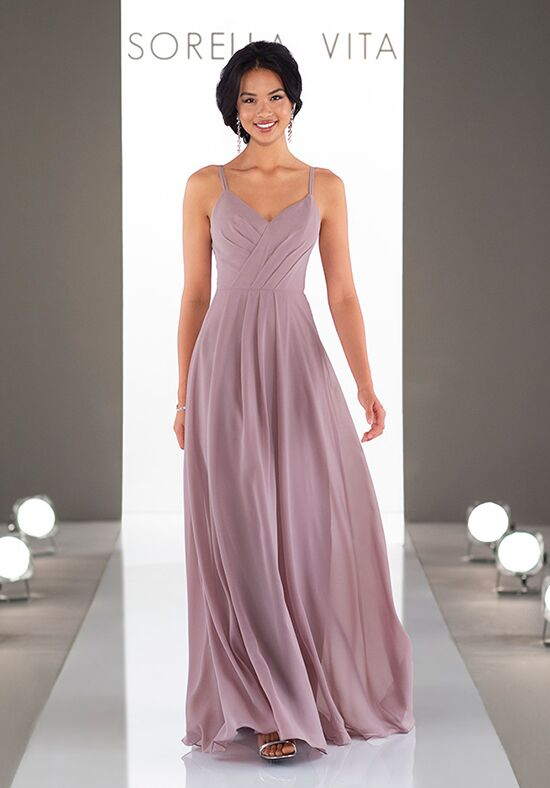 Sorella Vita 9162 V-Neck Bridesmaid Dress