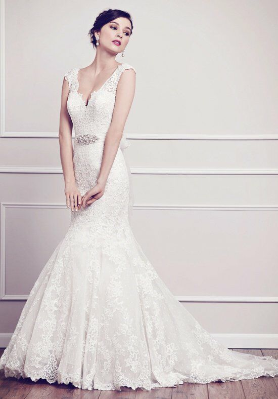 Kenneth Winston 1573 Mermaid Wedding Dress