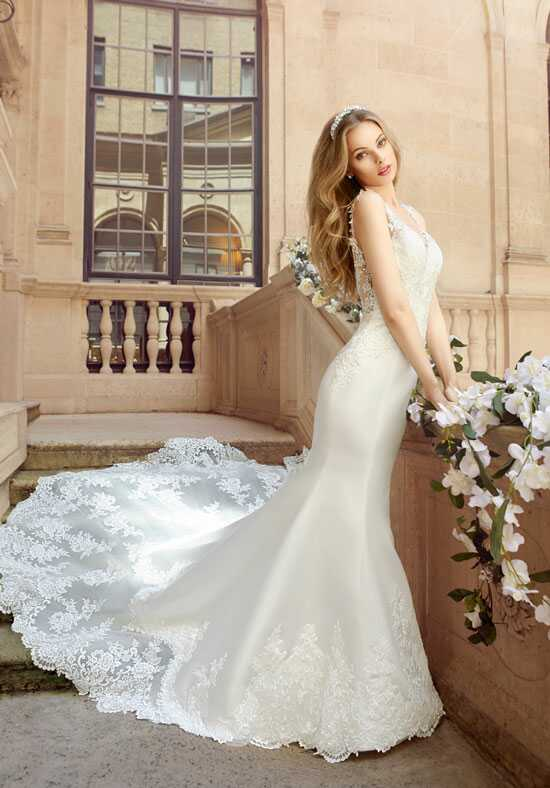 Moonlight Collection J6478 Wedding Dress photo