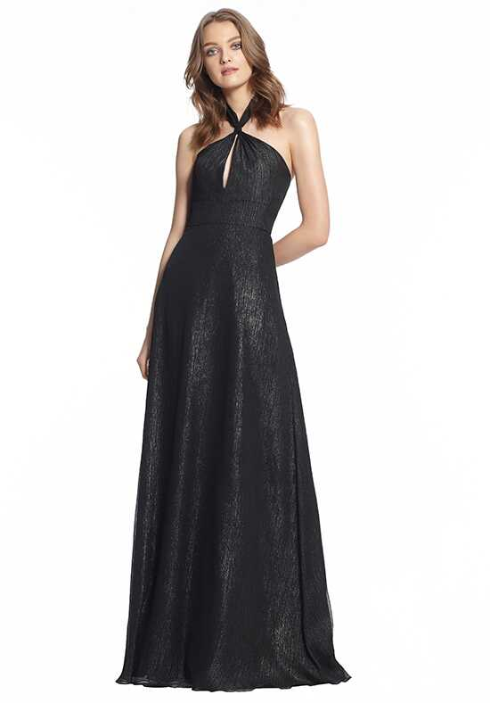 Monique Lhuillier Bridesmaids 450488 Halter Bridesmaid Dress