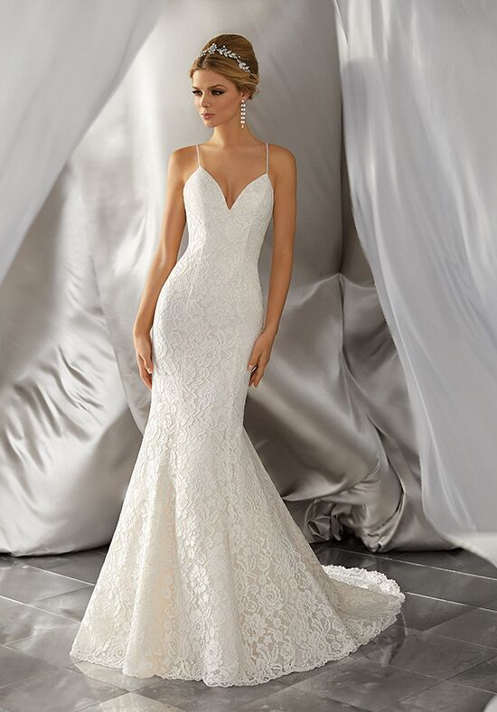Morilee by Madeline Gardner/Voyage Miri | 6863 Mermaid Wedding Dress