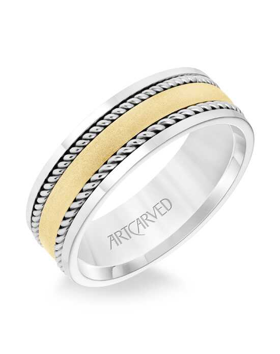 ArtCarved 11-WV8731WY7 Gold Wedding Ring